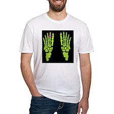 Skeleton flip fops Shirt