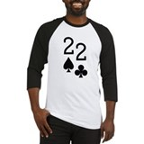 Pocket deuces Long Sleeve T Shirts