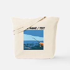 Custom Fishing Tote Bag