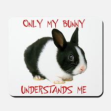 MY BUNNY Mousepad