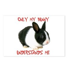 MY BUNNY Postcards (Package of 8)