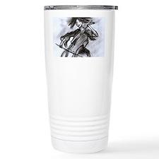 cellist Travel Coffee Mug