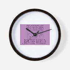 Unique Principles Wall Clock