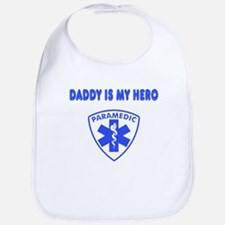 Paramedic Hero-Daddy Bib