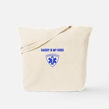 Paramedic Hero-Daddy Tote Bag