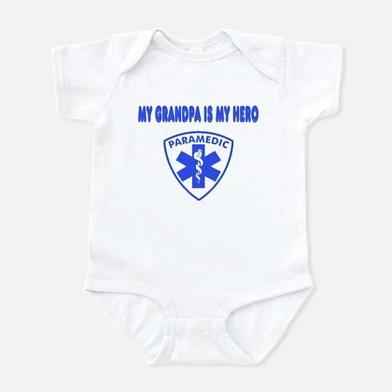 Paramedic Hero-Grandpa Infant Bodysuit
