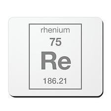 Rhenium Mousepad