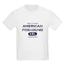 Property of American Foxhound T-Shirt