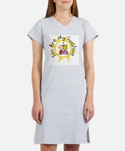 In Love You Are My Sunshine Women's Nightshirt