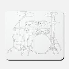 Christian Drummer Mousepad