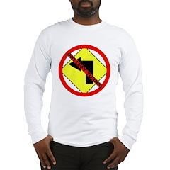 No Left Turns Long Sleeve T-Shirt
