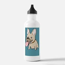 frenchiesqu Water Bottle