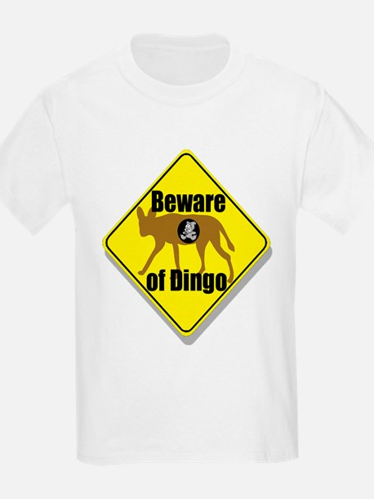 Beware of Dingo! T-Shirt