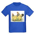 Buff Brahma Pair Kids Dark T-Shirt