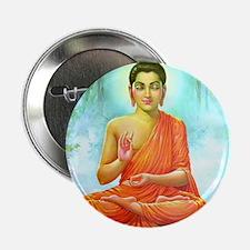 "Big Buddha 2.25"" Button"