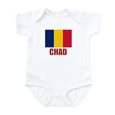 Chad Flag Onesie