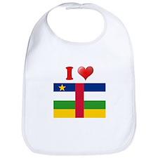 I love Central African Republ Bib