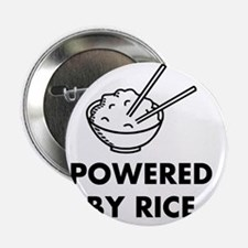 """Powered By Rice 2.25"""" Button"""