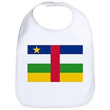 Central African Republic Flag Bib