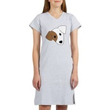 Georgia Jack Russell Rescue, Ad Women's Nightshirt