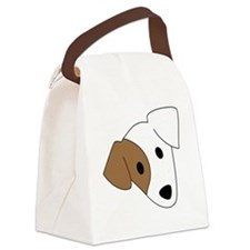 Georgia Jack Russell Rescue, Adop Canvas Lunch Bag
