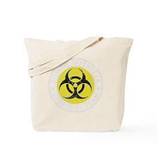 zombieRespTeam3E Tote Bag