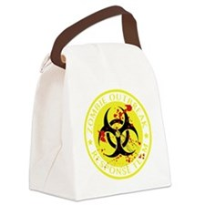zombieRespTeam4C Canvas Lunch Bag