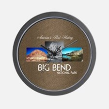 Big Bend Wall Clock
