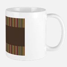 Chocolate Stripes Mug