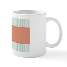 Mint Stripes Mug