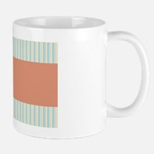 Mint Stripes Mug