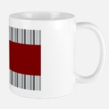 Grey Scale with Red Mug