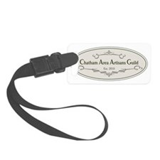 Chatham Area Artisans Guild Luggage Tag