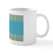 Blues and Greens Mug