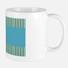 Blues and Greens Mug