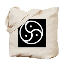 Tiskellion pocket emblem Tote Bag