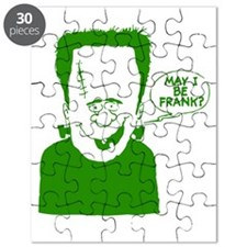 May I Be Frank Puzzle