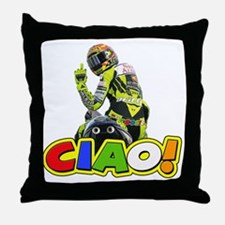 ciao Throw Pillow