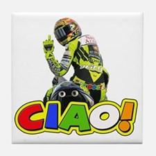 ciao Tile Coaster