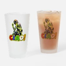 ciao Drinking Glass