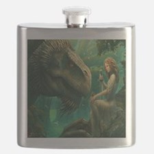 S-QUEENDUVET-3456X3456-greendragon Flask