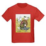 Assorted Poultry #3 Kids Dark T-Shirt