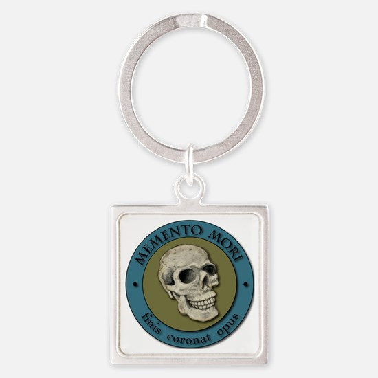 Cute In latin Square Keychain