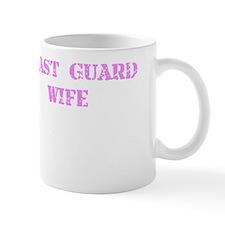 Coast Guard Wife Mug