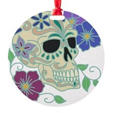 Sugar Skull - Day of the Dead Ornament