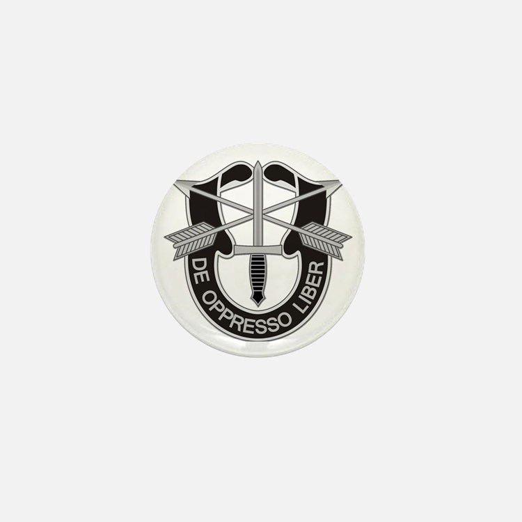 Special Forces Insigna Mini Button