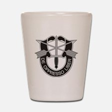 Special Forces Insigna Shot Glass