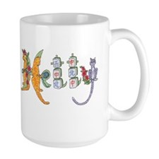 Hetty Mahjong Cats Mug