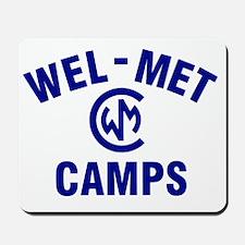 Wel-Met Camp Merchandise Mousepad