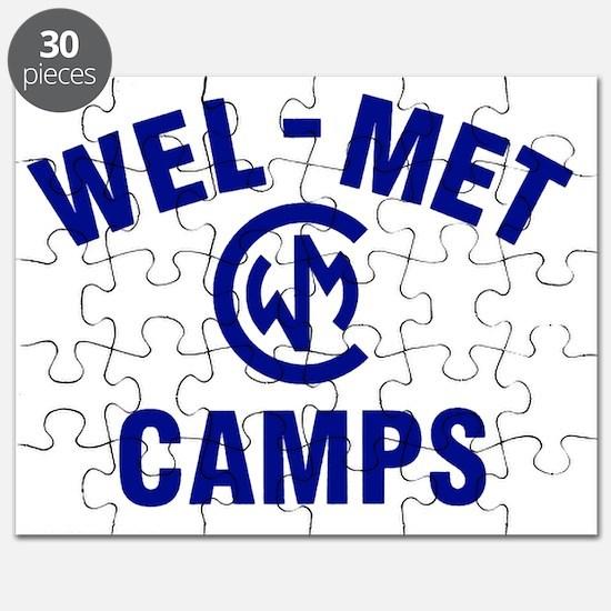 Wel-Met Camp Merchandise Puzzle